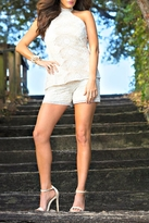 Bronte Lacy Shorts