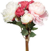 OKA Faux Peonies Bunch