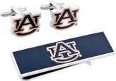 Cufflinks Inc. Men's Auburn University Tigers Cufflinks/Money Clip Set