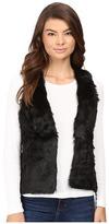 Stetson Faux Fur Cropped Vest