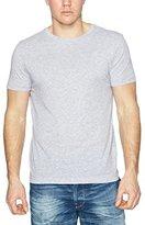 G Star G-Star Men's Base HTR 2 Pack Short Sleeve R-Neck T-Shirt, Black, Large
