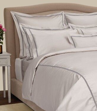 Peter Reed Pendle Double Fitted Sheet (135cm x 190cm)