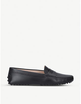 Tod's Tods Mocassino leather driving shoes