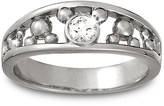 Disney Mickey Mouse Diamond Ring for Men - Platinum