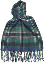 Macdonald Sporrans Lambswool Scottish Scott Green Modern Tartan Clan Scarf Gift