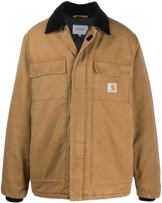 Carhartt WIP fitted windbreaker jacket