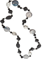 David Lawrence Semi Precious Rope Necklace