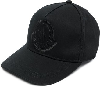 Moncler Embroidred Logo Baseball Cap