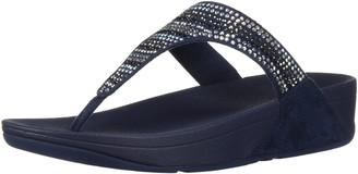 FitFlop Women's Strobe Luxe Toe-Thong Sandal
