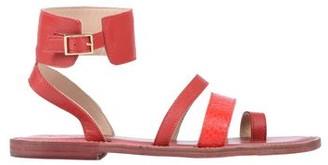 Luca Valentini Toe strap sandal