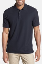 Nordstrom 'Classic' Regular Fit Piqué Polo