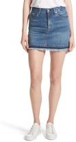 Rag & Bone Women's Dive Denim Skirt