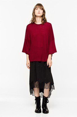 Zadig & Voltaire Carol cashmere sweater