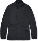 Tom Ford Quilted Shell Field Jacket
