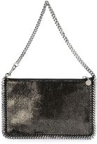 Stella McCartney 'Falabella' clutch - women - Polyester/Metal (Other) - One Size
