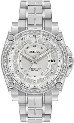 Bulova Women's Precisionist Diamond Accent Watch - 96R226