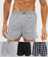Calvin Klein 3 pack woven boxers