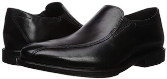Bostonian Hampshire Run (Black Leather) Men's Lace up casual Shoes
