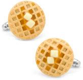 Asstd National Brand Waffle Cuff Links