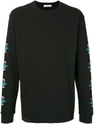 Undercover Tribal Disco-print cotton T-shirt