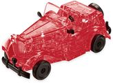 53-Piece Classic Car 3D Crystal Puzzle in Red