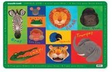 Crocodile Creek Jungle Jive Placemat (2822-5) [Toy]