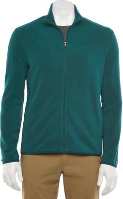Croft & Barrow Men's Classic-Fit Arctic Fleece Full-Zip