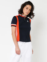 adidas New Womens Osaka Ar Jersey In Ink Tops & T Shirts Sports Luxe