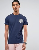 Versace T-Shirt With Small Logo