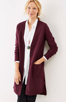 J. Jill Essential V-Neck Cardigan