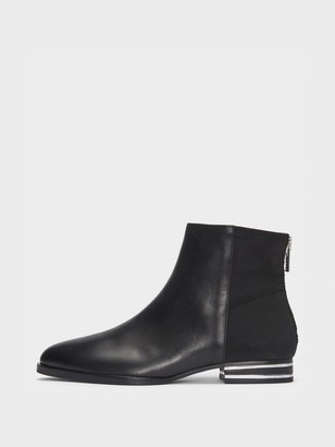 DKNY Women's Lacey Boot - Black - Size 5.5