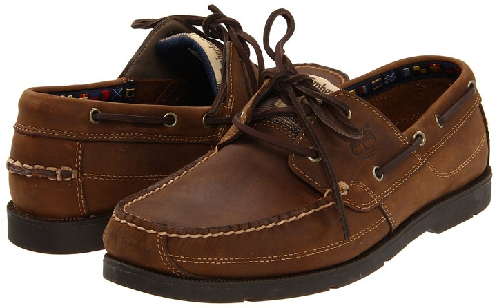 Timberland Earthkeepers Kia Wah Bay 2-Eye Boat Men's Lace up casual Shoes