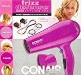 Conair Hair Dryer 1875W Frizz Defense 5 pcs sku# 904100MA