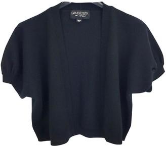 Giambattista Valli Black Cashmere Knitwear for Women