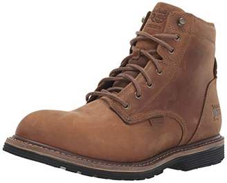 "Timberland Men's Millworks 6"" Soft Toe Waterproof Industrial Boot"