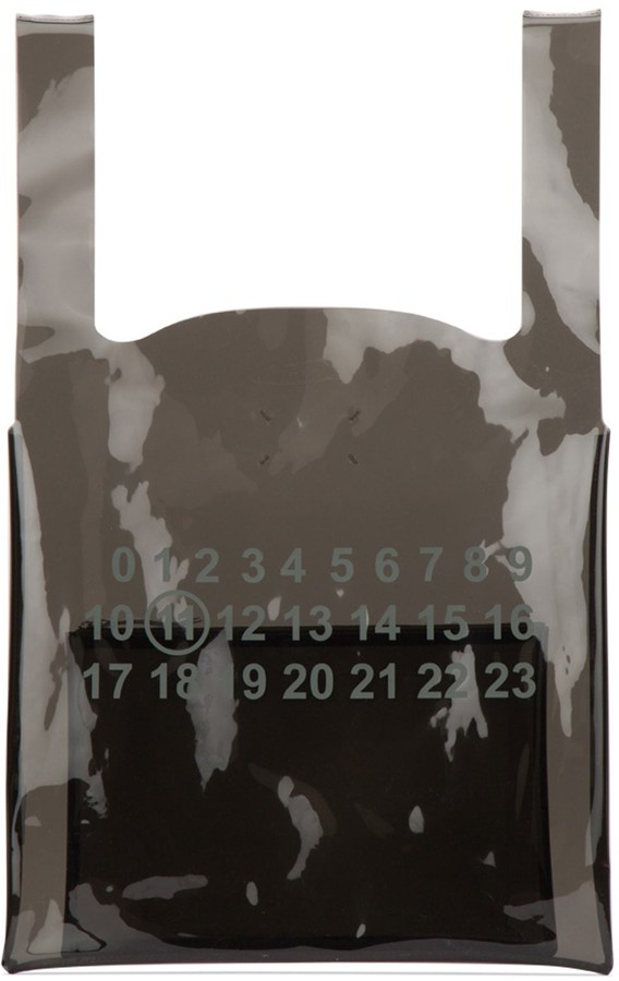 Thumbnail for your product : Maison Margiela Numbers Shopper Tote Bag