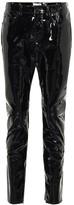 Saint Laurent Patent-leather skinny pants