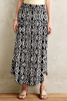 Anthropologie Curracloe Maxi Skirt