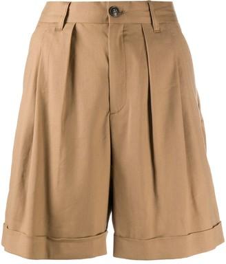 Closed Janie high-waisted shorts