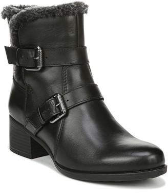 Naturalizer Waterproof Leather Booties - Deanne
