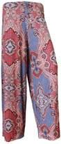 R Kon Women's Wide Leg Palazzo Trousers Pants