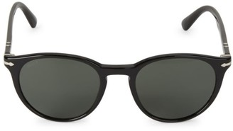 Persol 52MM Wayfarer Sunglasses