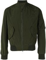 Aspesi zipped bomber jacket - men - Polyamide/Polyester - M