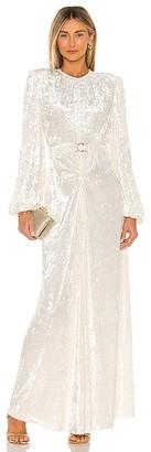 Ronny Kobo Korin Belted Dress
