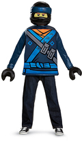 Disguise LEGO® Jay Classic Dress-Up Set - Kids
