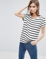Only You Arli Stripe Tee