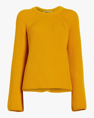 McQ Lace Up Knit Sweater