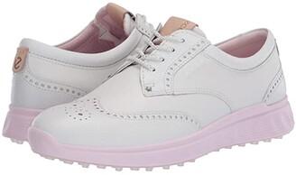 Ecco S-Classic (White) Women's Golf Shoes