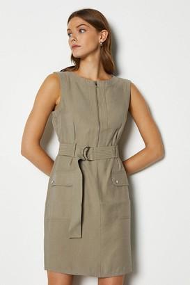 Karen Millen Soft Utility Dress