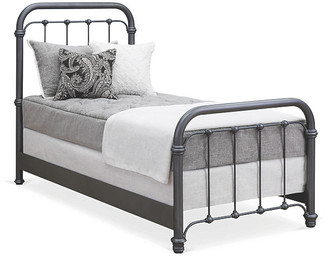 One Kings Lane Bristol Kids' Bed - Pewter